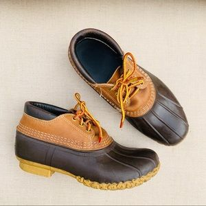LL Bean Boot Low Size 7